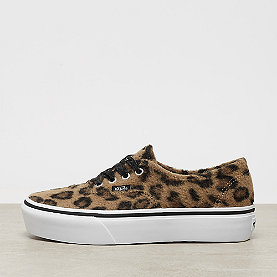 Vans UA Authentic Platform 2.0 fuzzy leopard/true white