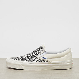 Vans UA Classic Slip-On 98 DX og black/white/warp check