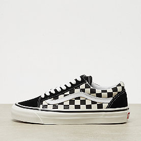 Vans UA Old Skool 36 DX black/check