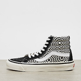 Vans UA SK8-Hi 38 DX og black/white/warp check