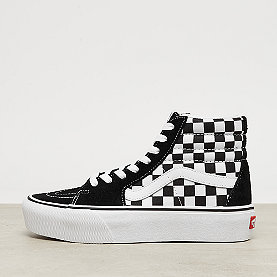 Vans UA Sk8-Hi Platform 2.0 checkerboard/true white