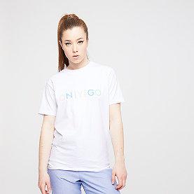 ONYGO ONYGO Wmn Regular Tee ONYGO Logo White