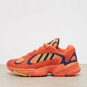 adidas Yung 1 hi-res orange/hi-res orange/shock yellow