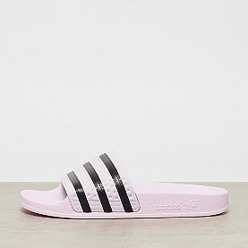 adidas Adilette W clear pink/clear pink/core black