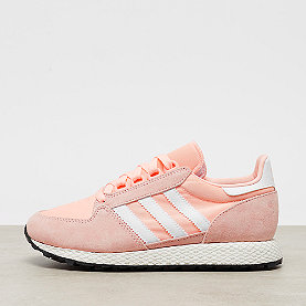 adidas Forest Grove W clear orange/cloud white/core black