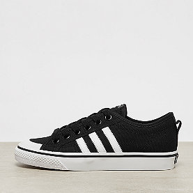 adidas Nizza core black/white/crystal white