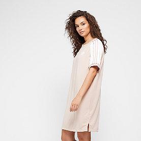adidas Raglan Dress ashpearl