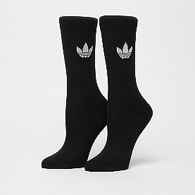 adidas Thin Tref Crew black/white
