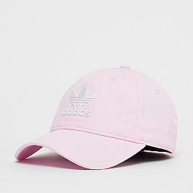 adidas Trefoil Cap clear pink/white