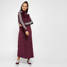 adidas Trefoil Dress maroon