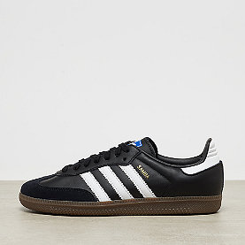 adidas Samba core black/white/gum