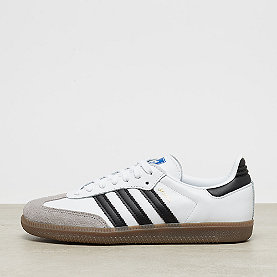 adidas Samba white/core black/clear granite