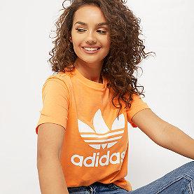 adidas Trefoil T-Shirt real gold