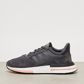 adidas ZX 500 RM grey five/white/clear orange