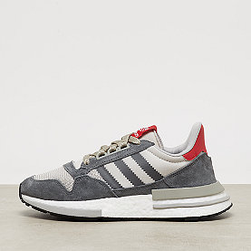 adidas ZX 500 RM grey four/white/scarlet