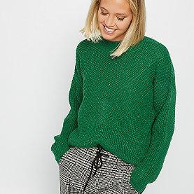Eksept Rassel Knit verdant green