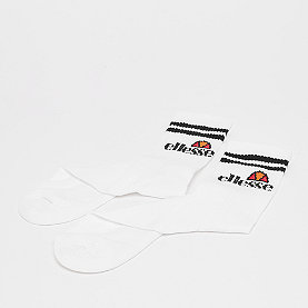 Ellesse Pullo 3 Pack Socks white