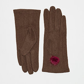 Nümph Filomena Gloves beige