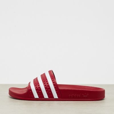 adidas Adilette light scarlet/white/light scarlet