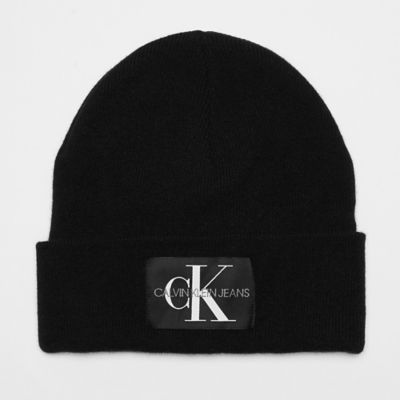 Calvin Klein Basic Knitted Beanie black beauty