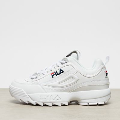 Fila Disruptor Low white