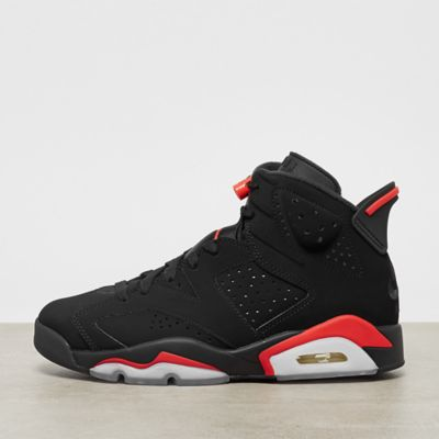 Jordan Air Jordan Retro 6 black/infrared