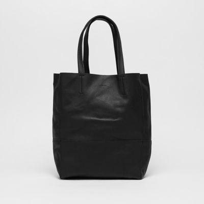 Mae & Ivy Porter Basic Shopper black