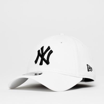 New Era 9FORTY New York Yankees League Basic MLB white/black