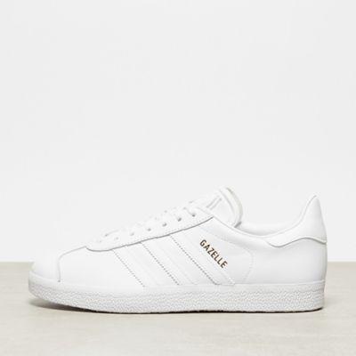 Gazelle footwear white/footwear white/gold metallic