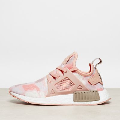 NMD XR1 vapour green/ice purple/off white