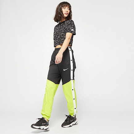 NIKE NSW Pant Popper black/cyber/white/white