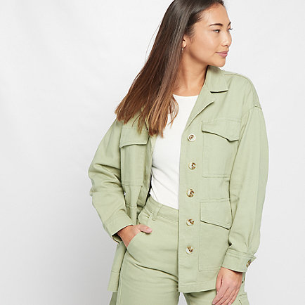 Edited Claris Jacket grün