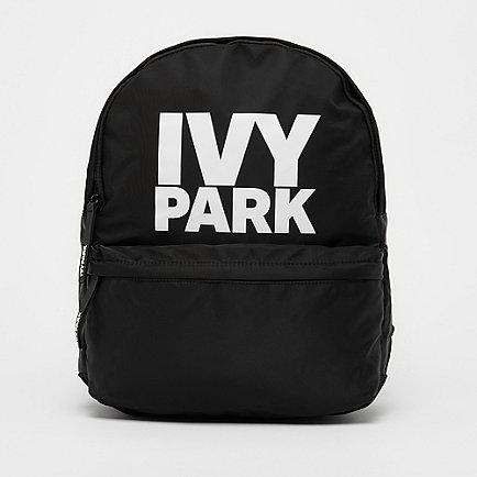 IVY PARK Layered Logo Backpack black