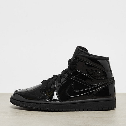 Jordan Air Jordan 1 Mid Wmns black/black-black