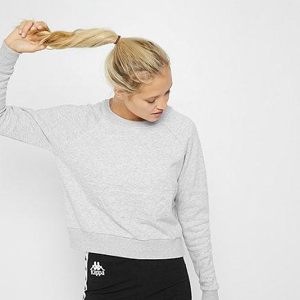 Kappa Tiola Crew Sweatshirt grey melange