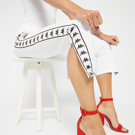 Kappa Trida Pants white