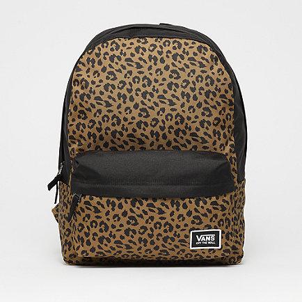 Vans Realm Classic Backpack leopard