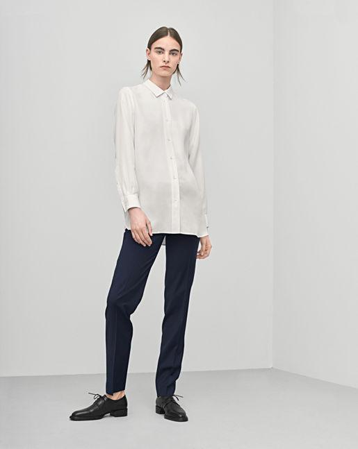 Silk Shirt →