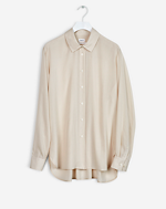 High-low Tencel Shirt Chiffon