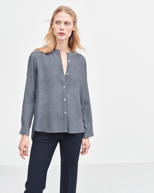 Tencel Chambray Shirt