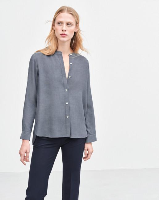 Tencel Chambray Shirt