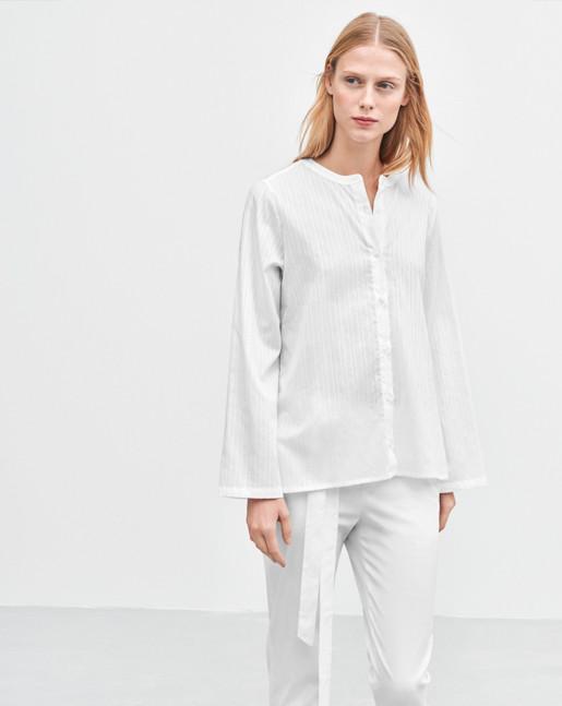 Ria Shirt White