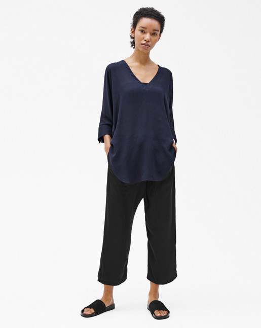 Zoe Tunic Top Night Sky