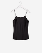 Slinky Cami Top Black