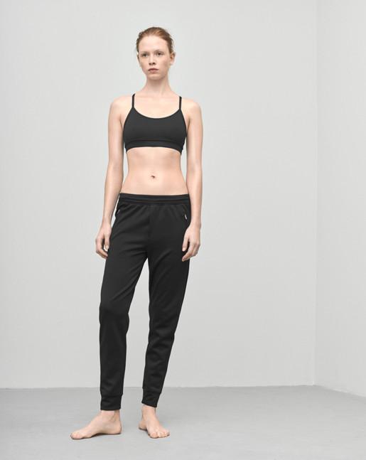 Shiny Sweat Pants