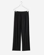 Drapey Plissé Pants