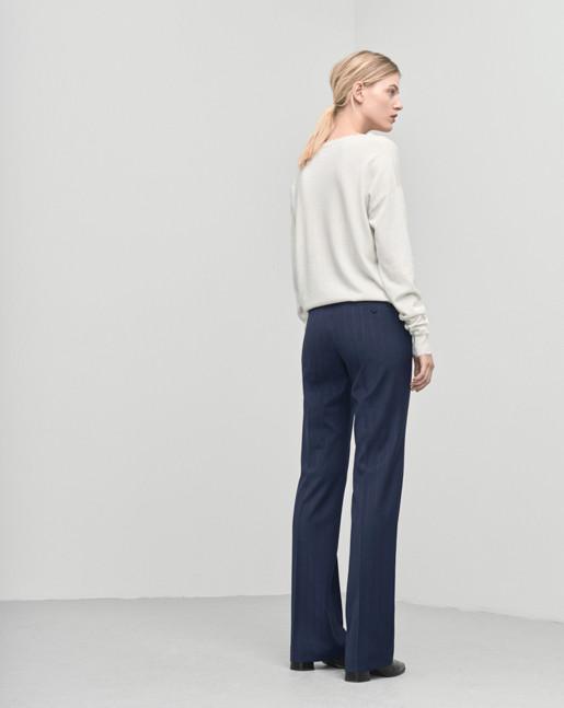 Lily Pinstripe Pants