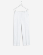 Linet Cropped Pants White