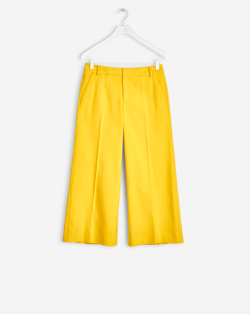 Flyn Cropped Pants Sunglow