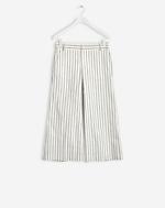 Flyn Cropped Stripe Pants